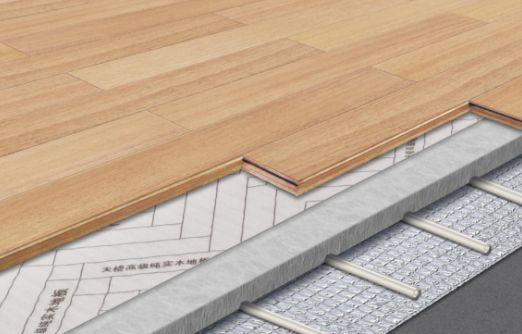 天格:掌握地暖实木地板业标准话语权,树立产业新服务标杆安庆